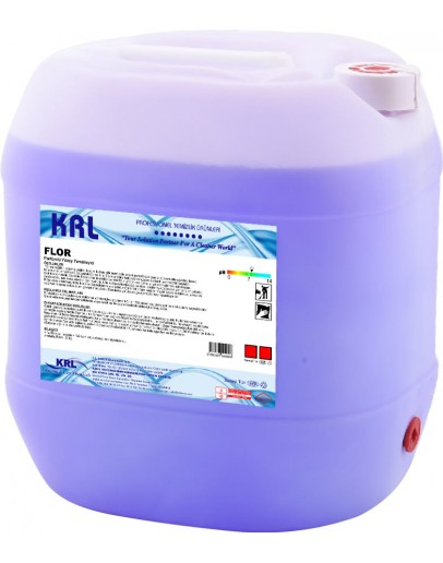 KRL FLOR ( Yüzey Temizleme Deterjanı ) 5 KG