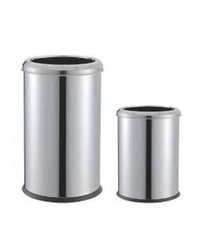 Pratik Kapak Çöp Kovası Kapaksız 16 lt